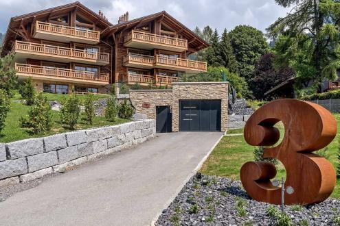 Appartement de luxe à vendre Villars-sur-Ollon, 201 m², 2550000CHF