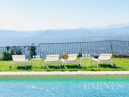 Luxus-Haus zu vermieten MOUANS SARTOUX, 289 m², 8 Schlafzimmer,