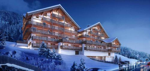 Luxury Apartment for sale Champéry, 124 m², CHF 1 250 000