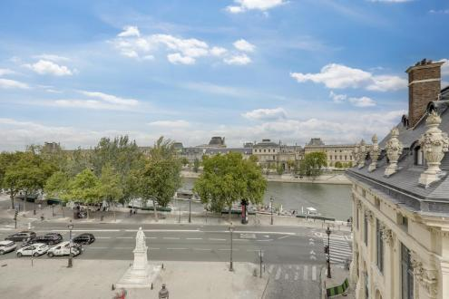 Квартира класса люкс на продажу  Париж 6ой, 150 м², 3 Спальни, 6290000€