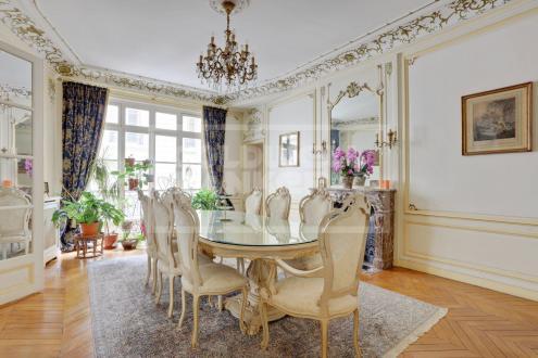 Luxus-Wohnung zu verkaufen PARIS 16E, 245 m², 4 Schlafzimmer, 5950000€