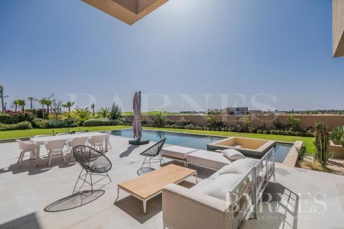 Вилла класса люкс на продажу  Марракеш, 647 м², 1595000€