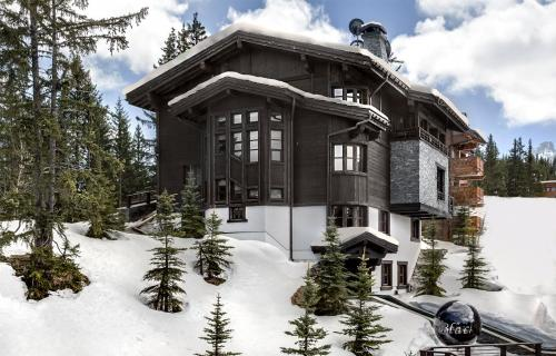 Luxury House for rent COURCHEVEL, 1350 m², 8 Bedrooms