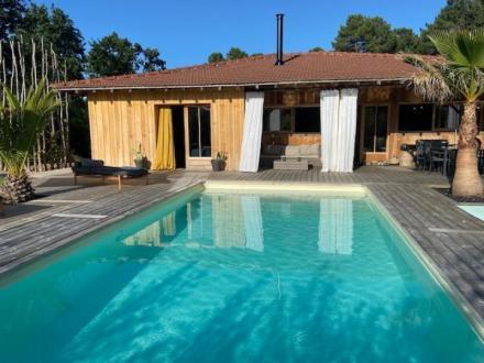 Maison de luxe à vendre LEGE CAP FERRET, 125 m², 4 Chambres, 890000€