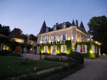 Château / Manoir de luxe à vendre NONTRON, 650 m², 6 Chambres, 1990000€