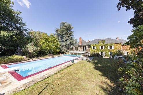 Luxus-Haus zu verkaufen LA CHAPELLE SUR ERDRE, 400 m², 5 Schlafzimmer, 1242000€