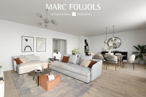 Appartement de luxe à vendre PARIS 8E, 119 m², 2 Chambres, 2200000€