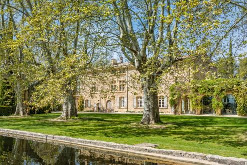 Luxus-Schloss / Herrenhaus zu vermieten AIX EN PROVENCE, 1700 m², 15 Schlafzimmer,