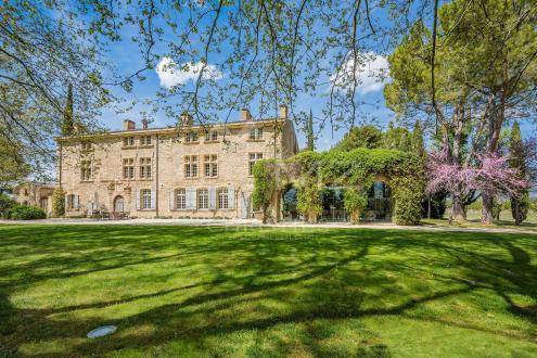 Château / Manoir de luxe à louer AIX EN PROVENCE, 1700 m², 15 Chambres,