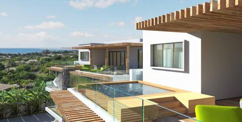 Квартира класса люкс на продажу  Маврикий, 318 м², 3 Спальни, 500000€