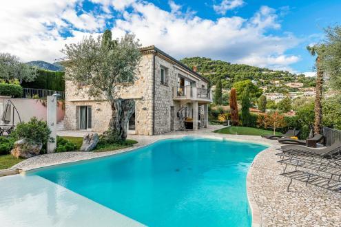 Villa de luxe à vendre ROQUEBRUNE CAP MARTIN, 270 m², 3 Chambres, 2600000€
