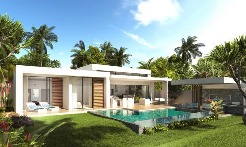 Luxury House for sale Mauritius, 166 m², 3 Bedrooms, € 1 270 000