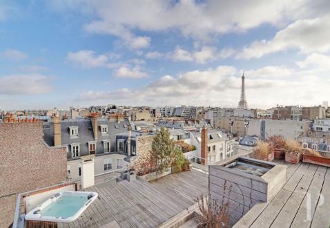 Appartement de luxe à vendre PARIS 16E, 2 Chambres, 5600000€