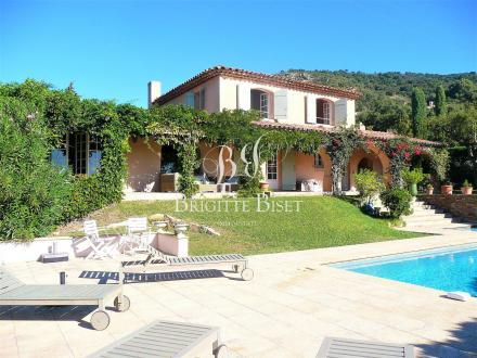 Villa de luxe à vendre GRIMAUD, 245 m², 6 Chambres, 1565000€