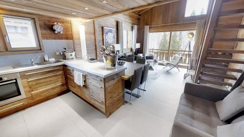 Luxury Apartment for rent MEGEVE, 108 m², 3 Bedrooms,