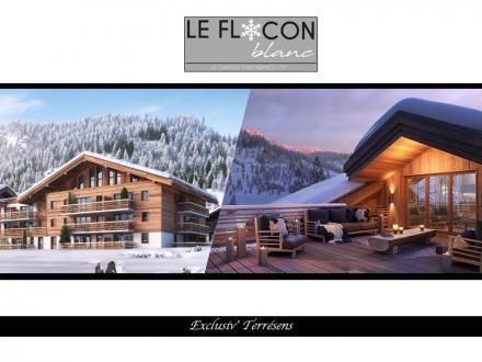 Luxus-Wohnung zu verkaufen CHATEL, 91 m², 4 Schlafzimmer, 576000€