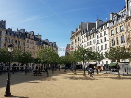 Luxus-Wohnung zu verkaufen PARIS 1ER, 54 m², 1 Schlafzimmer, 1500000€