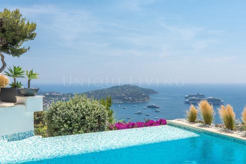 Villa de luxe à vendre VILLEFRANCHE SUR MER, 470 m², 5 Chambres, 7850000€
