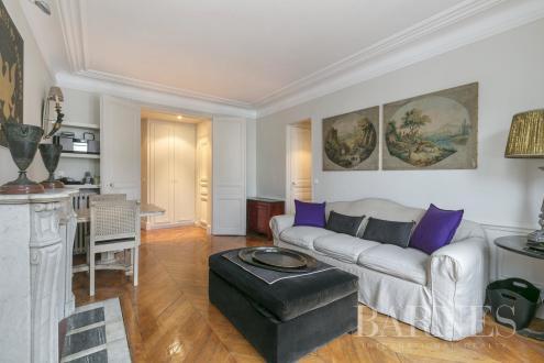 Appartement de luxe à vendre PARIS 8E, 46 m², 1 Chambres, 816000€
