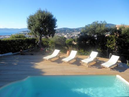 Casa di lusso in affito SAINTE MAXIME, 125 m², 3 Camere,