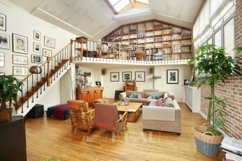 Квартира класса люкс на продажу  Париж 16ый, 241 м², 4 Спальни, 2750000€