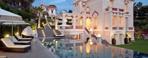 Luxus-Haus zu vermieten CAP D'ANTIBES, 420 m², 1 Schlafzimmer,