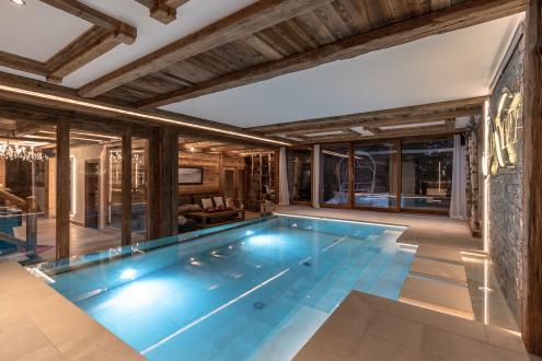 Luxus-Chalet zu vermieten CHAMONIX MONT BLANC, 280 m²,