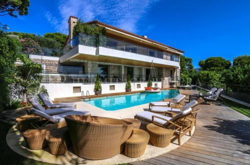 Maison de luxe à vendre SAINT JEAN CAP FERRAT, 500 m², 5 Chambres