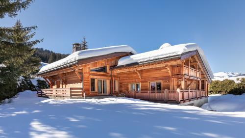 Chalet de luxe à vendre MEGEVE, 425 m², 6 Chambres, 5000000€