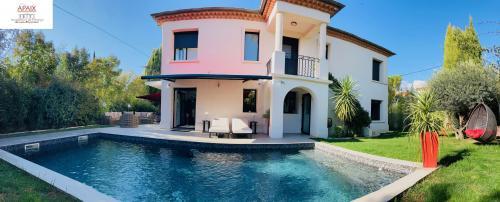 Maison de luxe à vendre AIX EN PROVENCE, 190 m², 3 Chambres, 1795000€