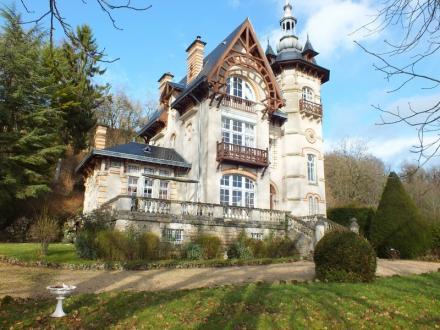 Château / Manoir de luxe à vendre MONT SAINT JEAN, 380 m², 8 Chambres, 675000€