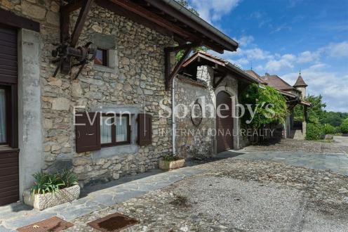 Luxus-Farm zu verkaufen DRAILLANT, 705 m², 6 Schlafzimmer, 1390000€
