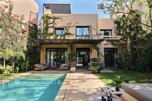 Maison de luxe à vendre MARRAKECH, 200 m², 2 Chambres, 480000€