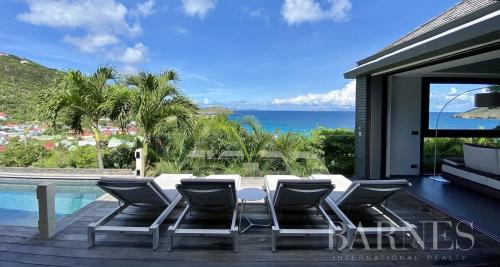Вилла класса люкс на продажу  Остров Святого Бартоломея, 3700000€