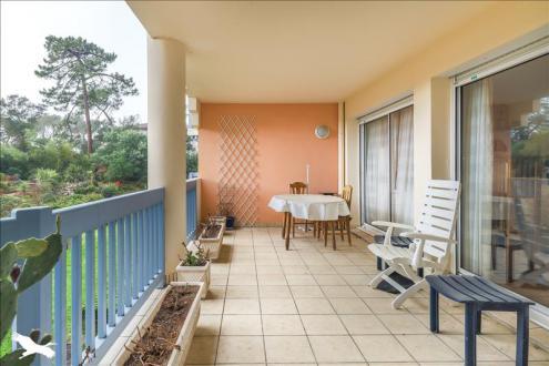 Appartement de luxe à vendre SOORTS HOSSEGOR, 124 m², 3 Chambres, 884000€
