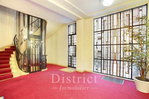 Luxus-Wohnung zu verkaufen PARIS 16E, 287 m², 4 Schlafzimmer, 4770000€