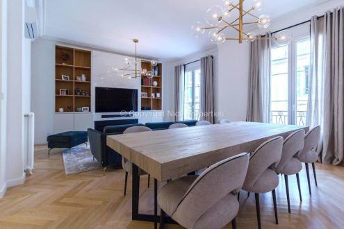 Квартира класса люкс на продажу  Ницца, 78 м², 1 Спальни, 580000€