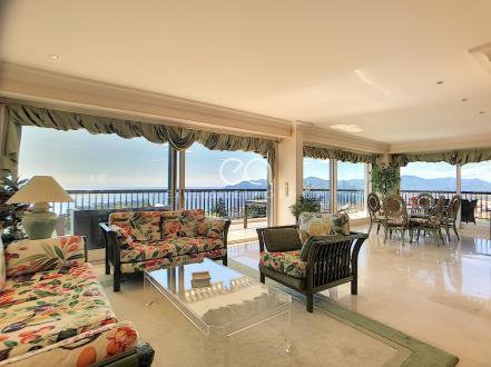 Luxe Appartement te koop CANNES, 137 m², 4 Slaapkamers, 1125000€