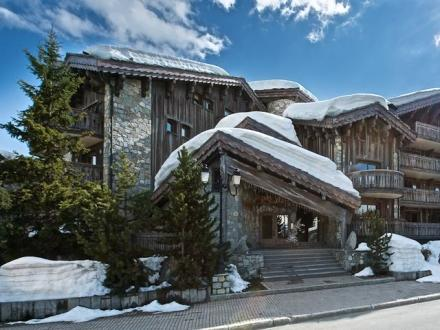 Luxury Apartment for rent COURCHEVEL, 62 m², 3 Bedrooms,