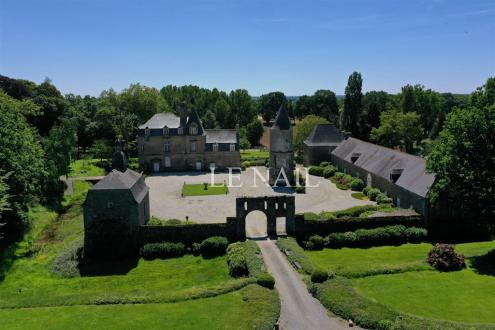 Luxury Castle for sale FOUGERES, 300 m², 7 Bedrooms, €980000