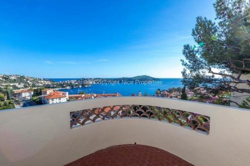 Luxe Villa te koop VILLEFRANCHE SUR MER, 145 m², 4 Slaapkamers