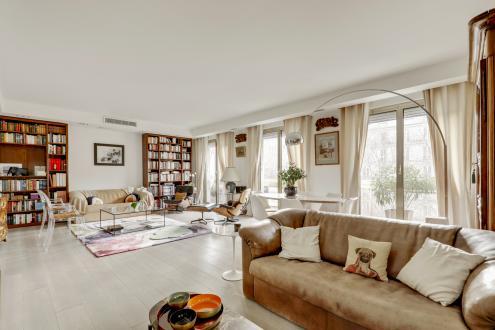 Luxury Apartment for sale PARIS 8E, 120 m², 2 Bedrooms, €1985000