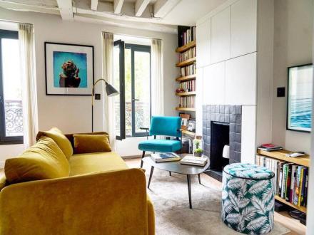 Appartement de luxe à vendre PARIS 3E, 30 m², 1 Chambres, 669000€