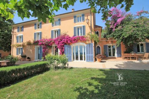 Luxury House for sale GRASSE, 530 m², 11 Bedrooms, € 2 695 000
