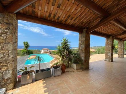 Luxury Villa for sale ALGAJOLA, 139 m², 3 Bedrooms, €1490000