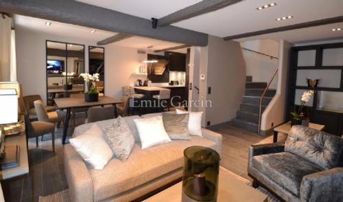 Дом класса люкс в аренду Сен-Тропе, 110 м², 3 Спальни,
