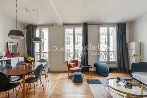 Appartement de luxe à vendre PARIS 9E, 52 m², 1 Chambres, 840000€