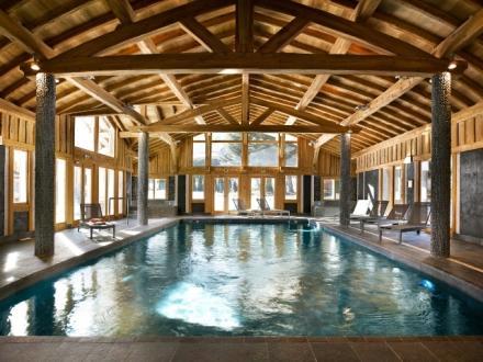 Appartement de luxe à louer CHAMONIX MONT BLANC, 90 m², 3 Chambres,