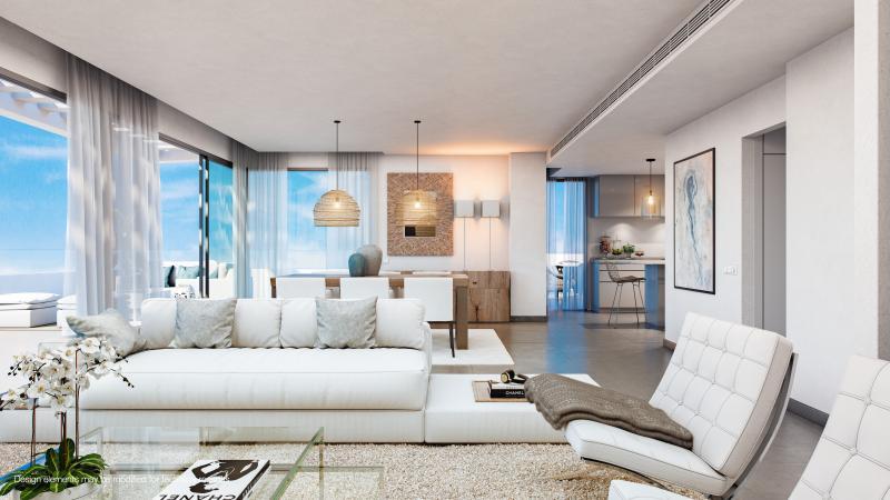 Verkoop Prestigieuze Nieuwbouw appartement Spanje