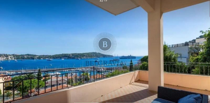 Verkoop Prestigieuze Villa VILLEFRANCHE SUR MER